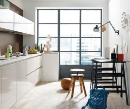 Koncept City Kitchen jako ideální řešení kuchyně v městském bytě