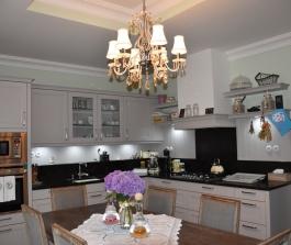 Rekonstrukce kuchyně v olomoucké prvorepublikové vile