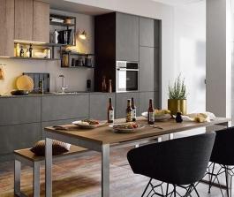 Akční nabídka moderní kuchyně S-Line 101