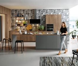 Stylová kuchyně S-Line 201 v akční nabídce
