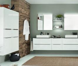 Nakombinujte si koupelnový nábytek podle vašich představ