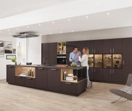 Před Vánoci exkluzivně rozšiřujeme moderní kuchyně řady S-Line o další 3 typy