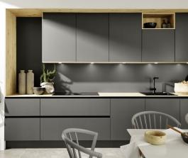 Puristické kuchyně MATRIX ART nadchnou vyznavače čistého designu