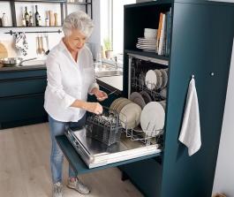 Moderní technologie kuchyní Schüller vám usnadní běžný den