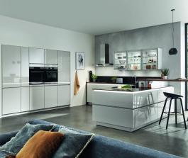 Stylové a funkční kuchyně moderní řady S-line