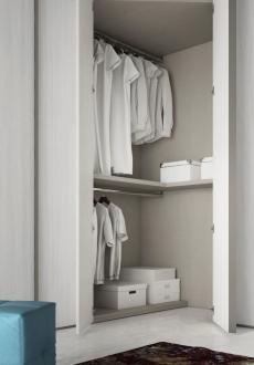 Vestavné skříně a šatny Orme