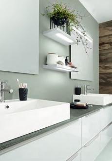 Koupelnový nábytek Moderní design.
