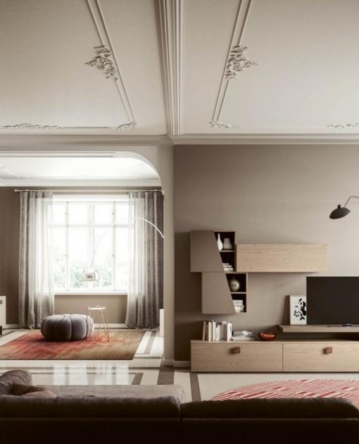 Obývací pokoje San Michele