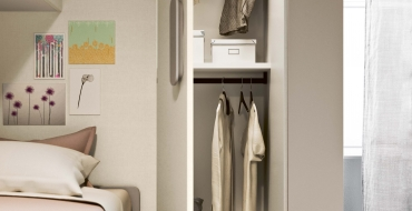 Stylový nábytek CLEVER 3 Stylový nábytek italské značky CLEVER potěší svou kvalitou, precizností, designem a výdrží, což ocení celá rodina.