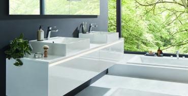 Koupelnový nábytek Luxusní lak.