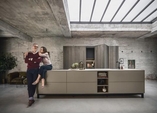 Luxusní designové kuchyně pro maximální přizpůsobení a originální zpracování, které si sami navrhnete.