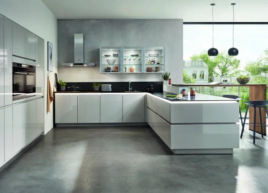 Moderní kuchyně z ekonomické řady S-line