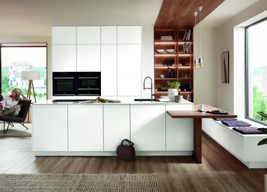 Poznejte novinky z aktuální modelové řady kuchyní S-line pro rok 2021.