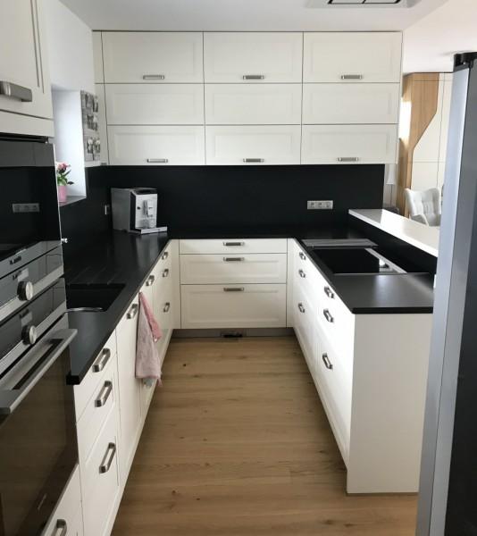 Realizace nové kuchyně Schüller v Olomouci