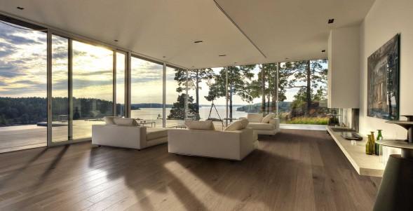 Dřevěné podlahy